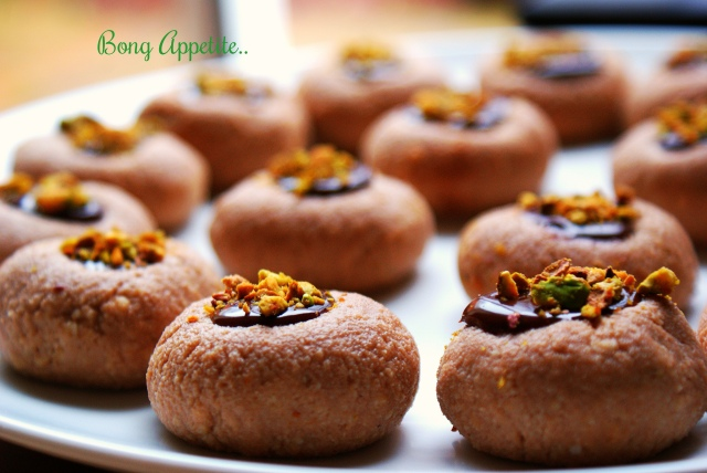 Chocolate Shondesh
